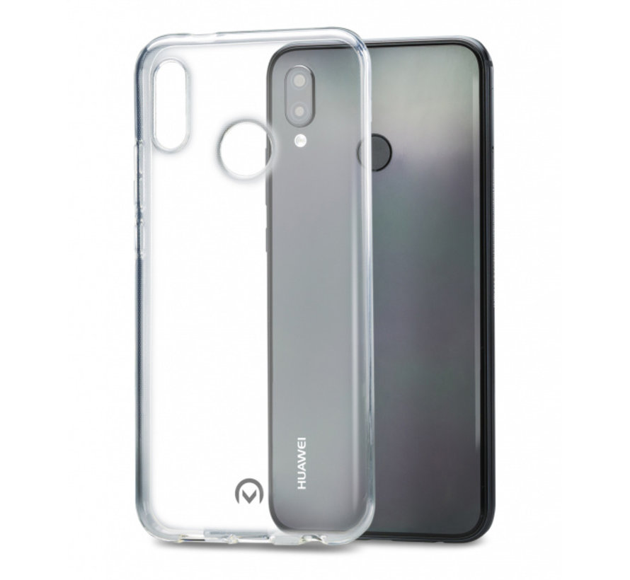 Mobilize Siliconen Case Gelly Huawei P20 Lite Transparant