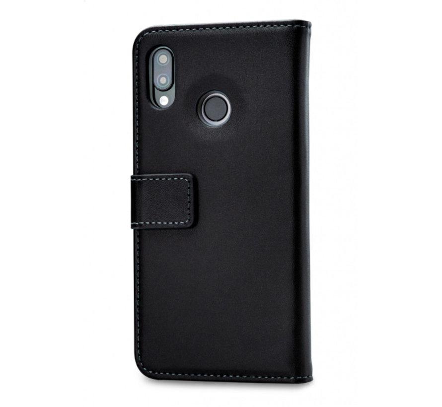 Mobilize Wallet Gelly Huawei P20 Lite Zwart