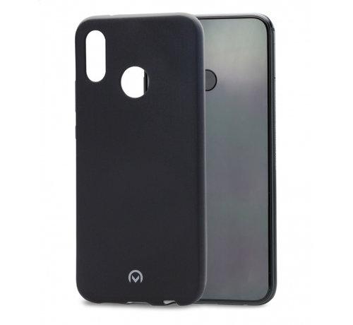 Mobilize Mobilize Siliconen Case Gelly Huawei P20 Lite Mat Zwart