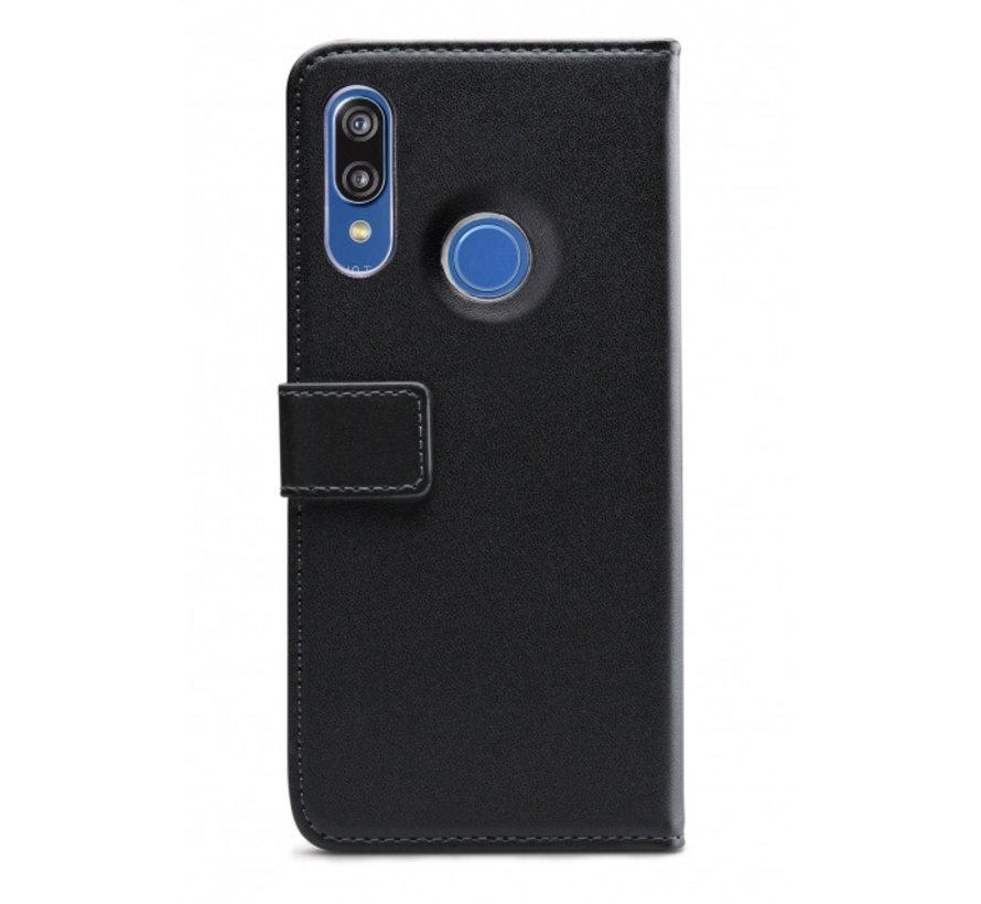 Mobilize Wallet Gelly Huawei P20 Lite 2019 Zwart