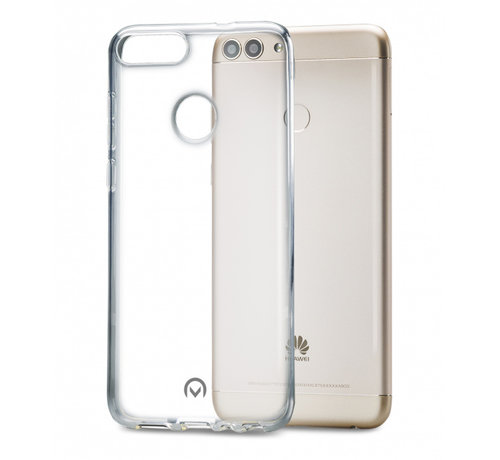 Mobilize Mobilize Siliconen Case Gelly Huawei P Smart Transparant