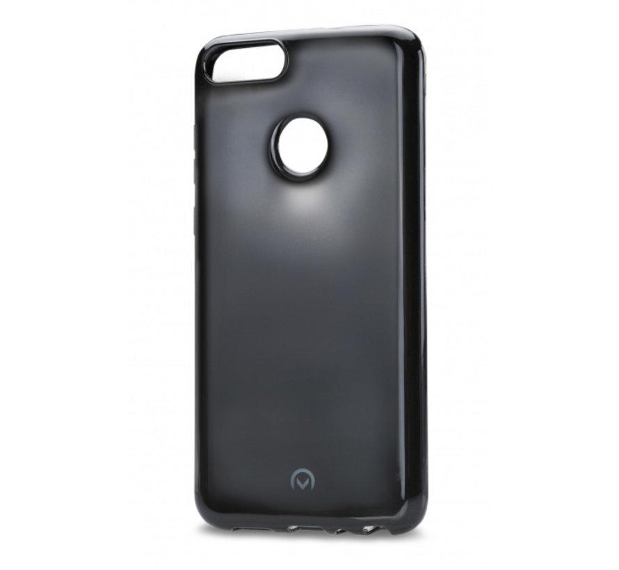 Mobilize Siliconen Case Gelly Huawei P Smart Zwart
