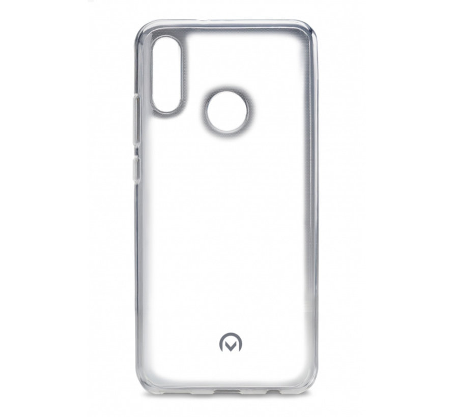 Mobilize Siliconen Case Gelly Huawei P Smart 2019 Transparant