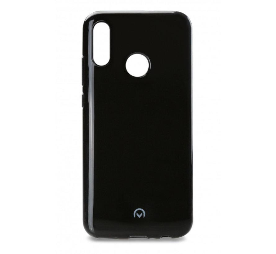 Mobilize Siliconen Case Gelly Huawei P Smart 2019 Zwart