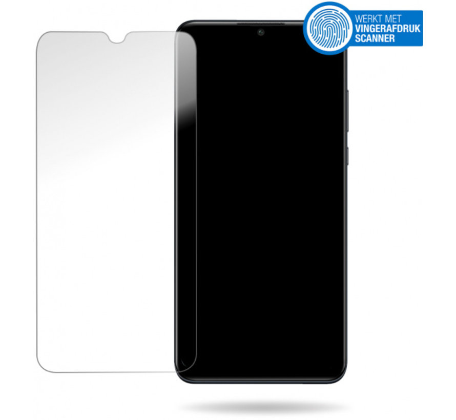 Mobilize Screenprotector Huawei P30 Glas