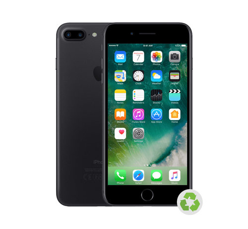 Renewd Renewd Refurbished iPhone 7 Plus Zwart