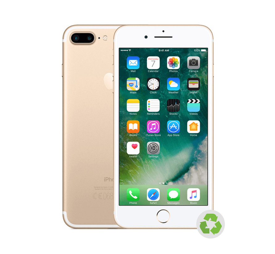 Renewd Refurbished iPhone 7 Plus Goud