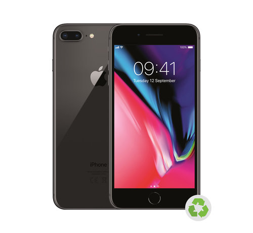 Renewd Renewd Refurbished iPhone 8 Plus Zwart