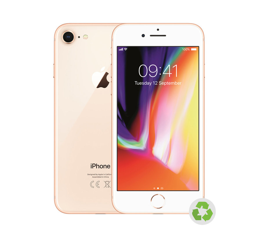 Renewd Refurbished iPhone 8 Goud