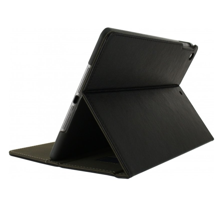 Mobilize Folio Case iPad Mini 1/2/3/4 Zwart