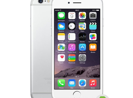 Refurbished Refurbished iPhone 6 Zilver