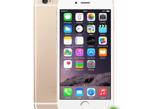 Refurbished Refurbished iPhone 6 Plus Goud