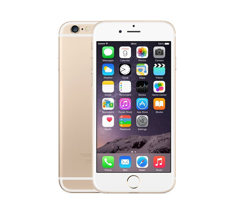 Refurbished iPhone 6 Plus Goud