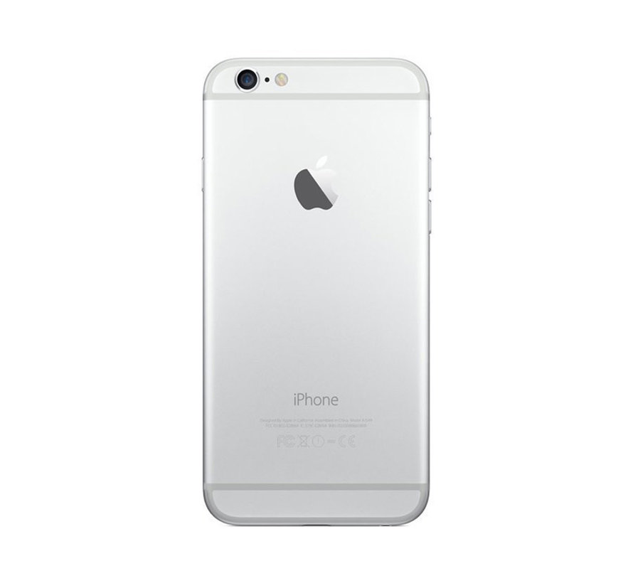Refurbished iPhone 6 Plus Zilver