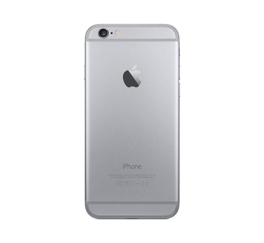 Refurbished iPhone 6 Plus Zwart