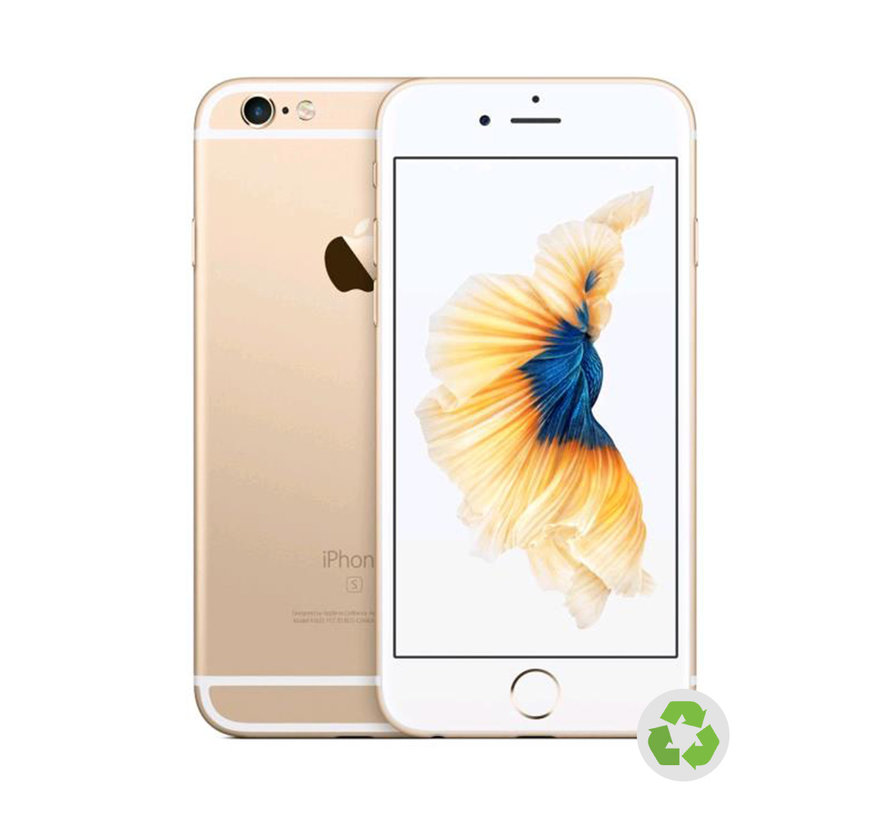 Refurbished iPhone 6s Goud