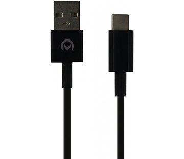 Mobilize Mobilize Charge/Sync USB-C Kabel 1 Meter Zwart