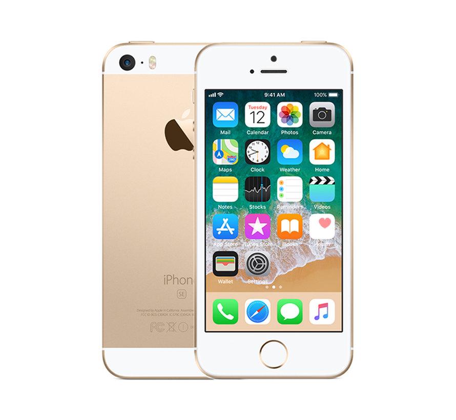 Occasion iPhone SE Goud