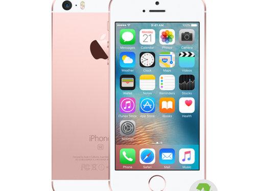 Renewd Renewd Refurbished iPhone SE Rosé