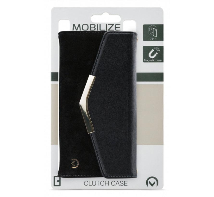 Mobilize Velvet Clutch Deep Black iPhone 8/7/6/6s Plus