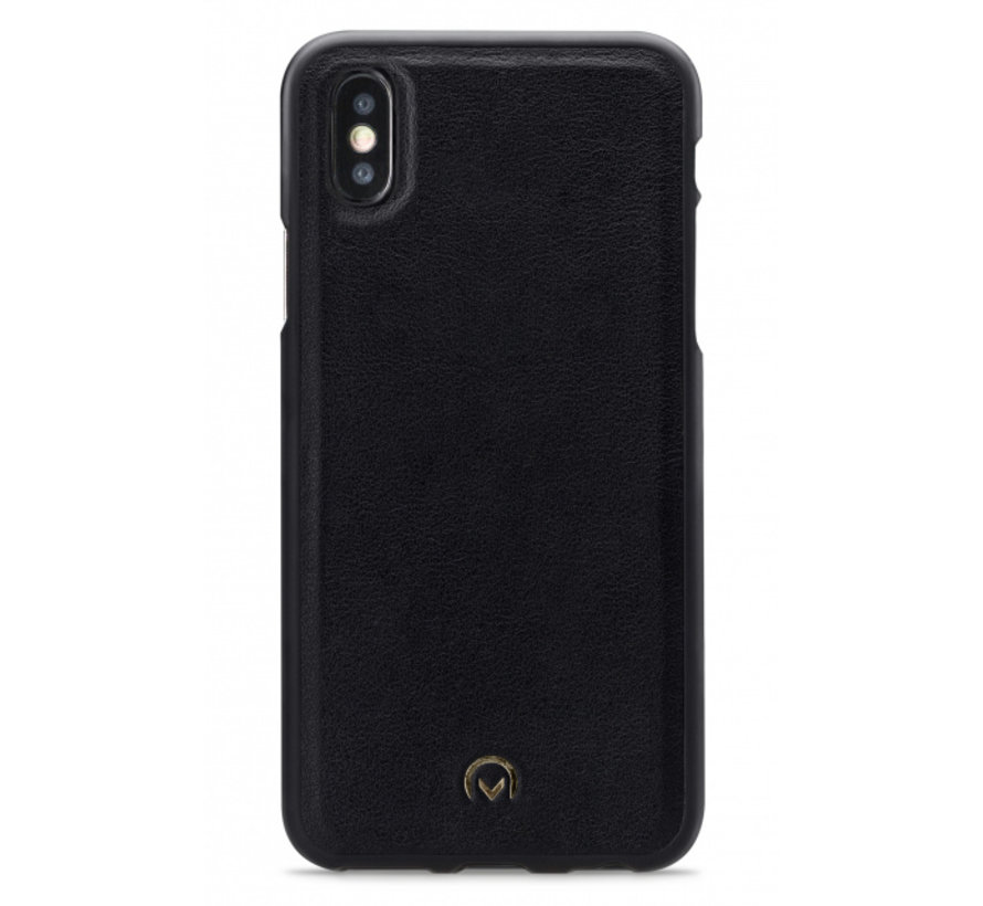 Mobilize Velvet Clutch Deep Black iPhone X/Xs