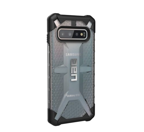 UAG UAG Hardcase Plasma Ice Clear Samsung Galaxy S10 Plus