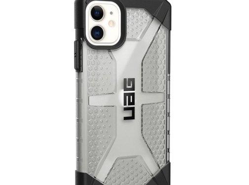 UAG UAG Hardcase Plasma Ice Clear iPhone 11