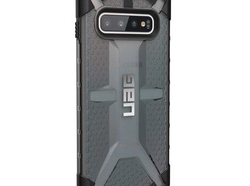 UAG UAG Hardcase Plasma Ash Clear Samsung Galaxy S10