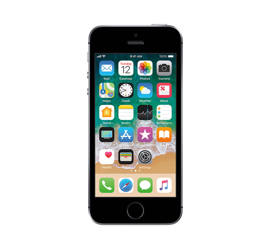 Refurbished iPhone SE Zwart A-Grade