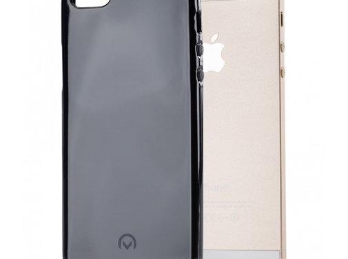 Mobilize Mobilize Gelly Case iPhone SE/5s/5 Zwart