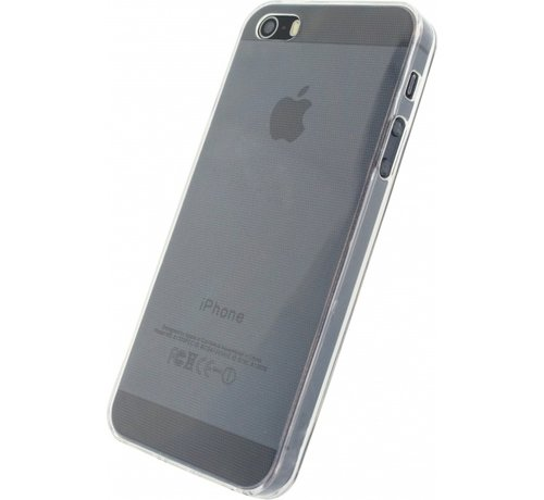 Mobilize Mobilize Gelly Case iPhone SE/5s/5 Transparant