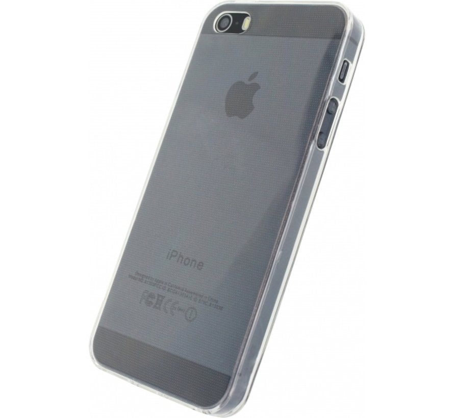 Mobilize Gelly Case iPhone SE/5s/5 Transparant