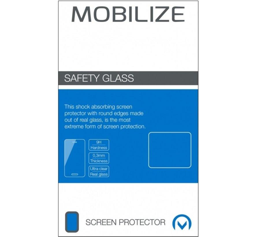 Mobilize Screenprotector iPhone SE Glas