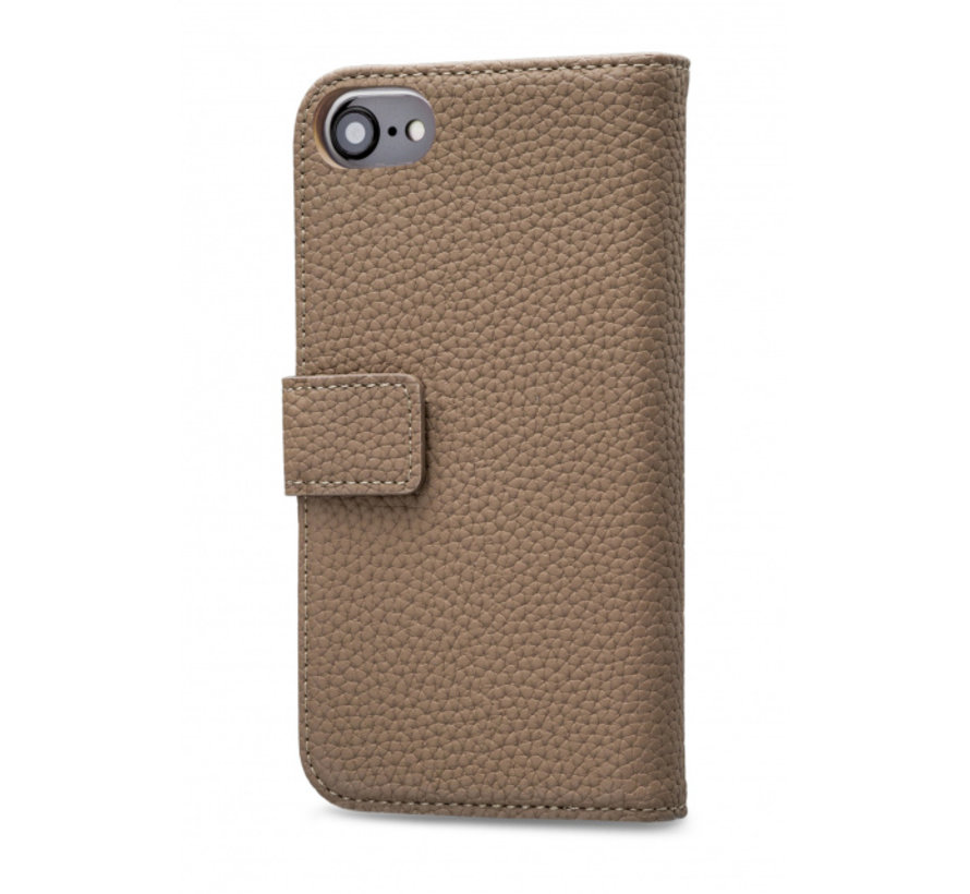 Mobilize Wallet Gelly iPhone SE Taupe