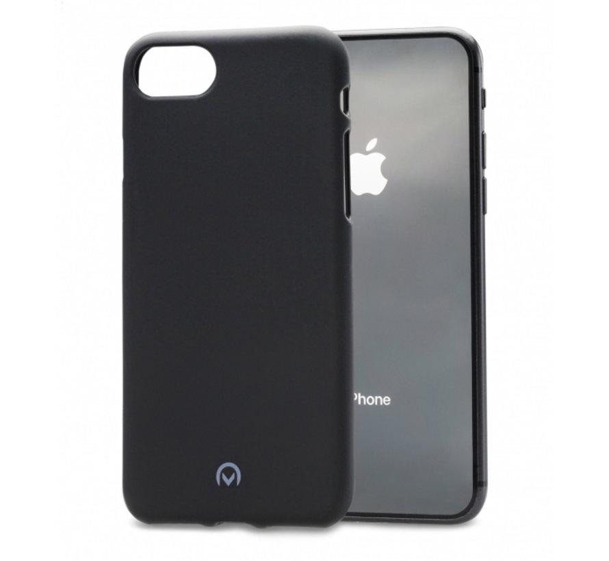 Mobilize Siliconen Case Gelly iPhone SE 2020 Mat Zwart