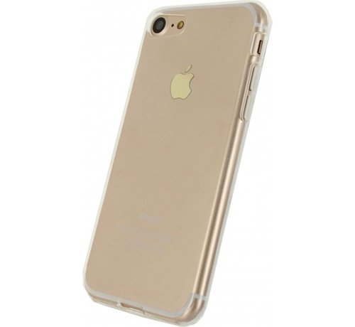 Mobilize Mobilize Siliconen Case Gelly iPhone SE 2020 Transparant