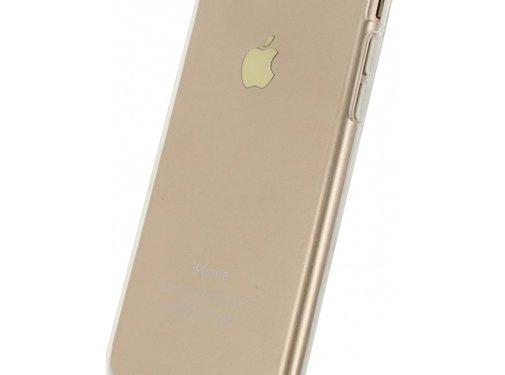 Mobilize Mobilize Siliconen Case Gelly iPhone SE Transparant