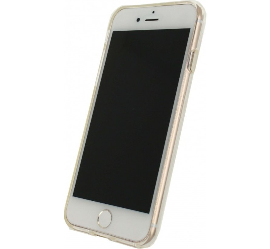 Mobilize Siliconen Case Gelly iPhone SE 2020 Transparant