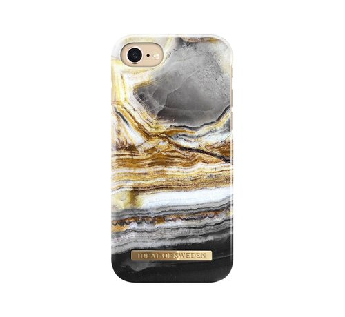 iDeal of Sweden iDeal Fashion Hardcase Outer Space Agate iPhone SE
