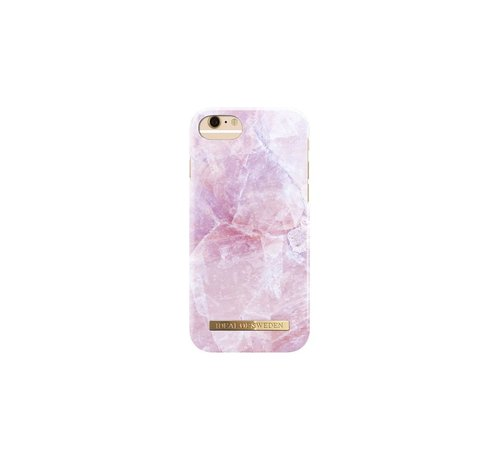 iDeal of Sweden iDeal Fashion Hardcase Pilion Pink Marble iPhone SE 2020