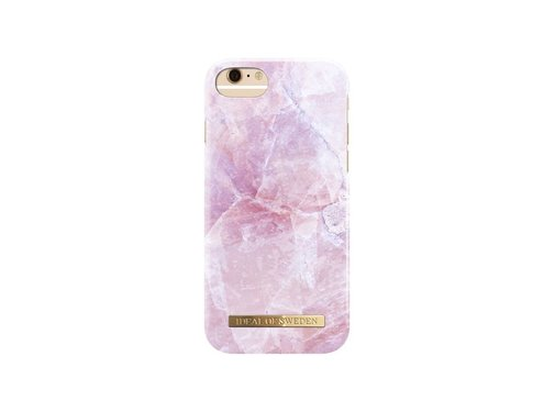 iDeal of Sweden iDeal Fashion Hardcase Pilion Pink Marble iPhone SE