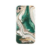 iDeal of Sweden iDeal Fashion Hardcase Golden Jade Marble iPhone SE