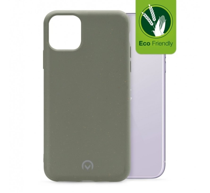 Mobilize Eco Friendly Case iPhone 11 Groen