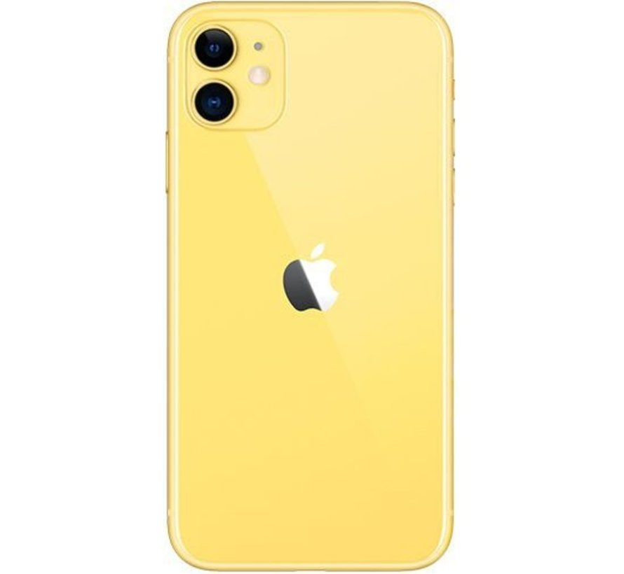 Apple iPhone 11 Geel