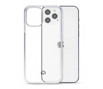 Mobilize Mobilize Siliconen Case Gelly iPhone 12/12 Pro Transparant