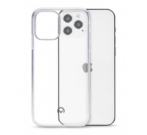 Mobilize Mobilize Siliconen Case Gelly iPhone 12 Pro Max Transparant
