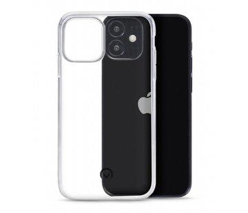 Mobilize Mobilize Siliconen Case Gelly iPhone 12 Mini Transparant