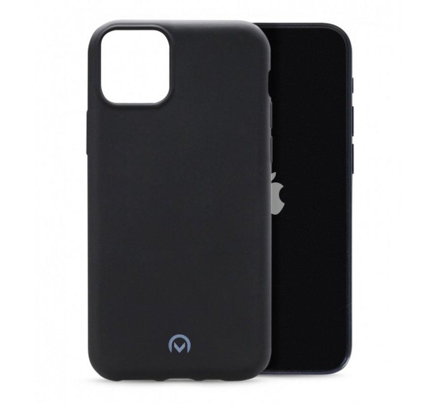 Mobilize Siliconen Case Gelly iPhone 12 Mini Mat Zwart