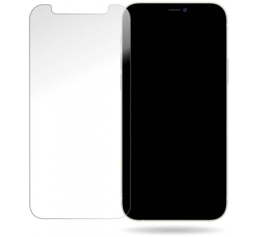 Mobilize Screenprotector iPhone 12 Mini Glas