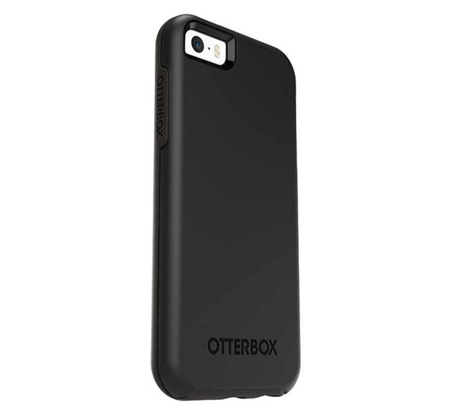 OtterBox Symmetry Case iPhone SE/5s Zwart